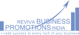 Reviva Business Promotions India : International Printers and Business Promoters in India.